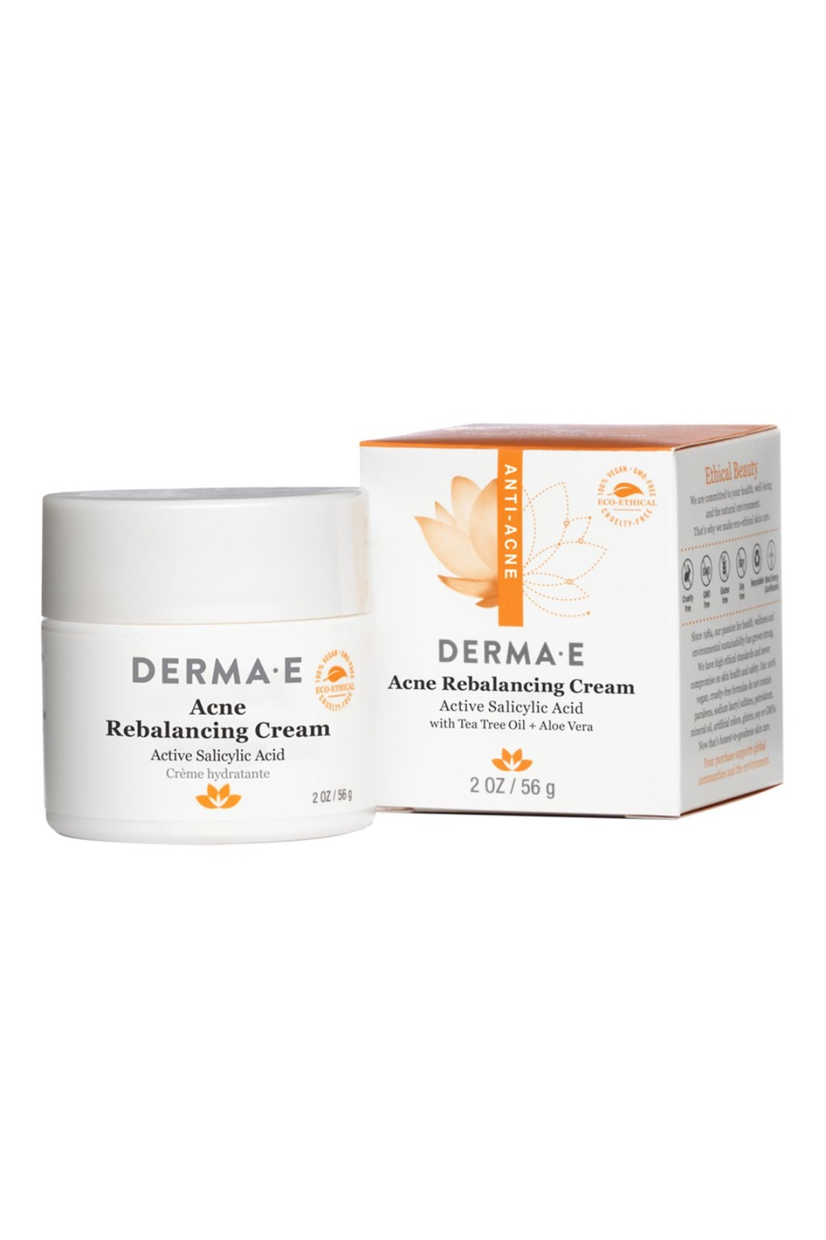 Acne Rebalancing Cream 56 Gr. - Cream Preventing Pimple Formation