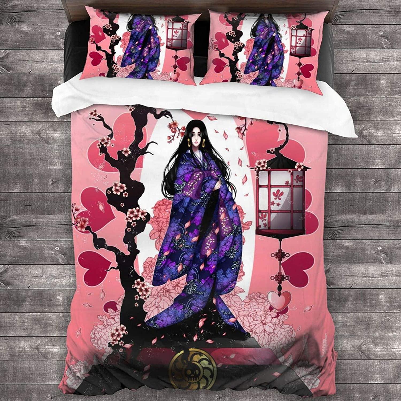 طقم سرير عتيق من 3 قطع فائقة النعومة طقم شيشيبوكاي بوا هانكوك مكون من 1 غطاء لحاف 2 كيس وسادة لأريكة نوم في سن المراهقة