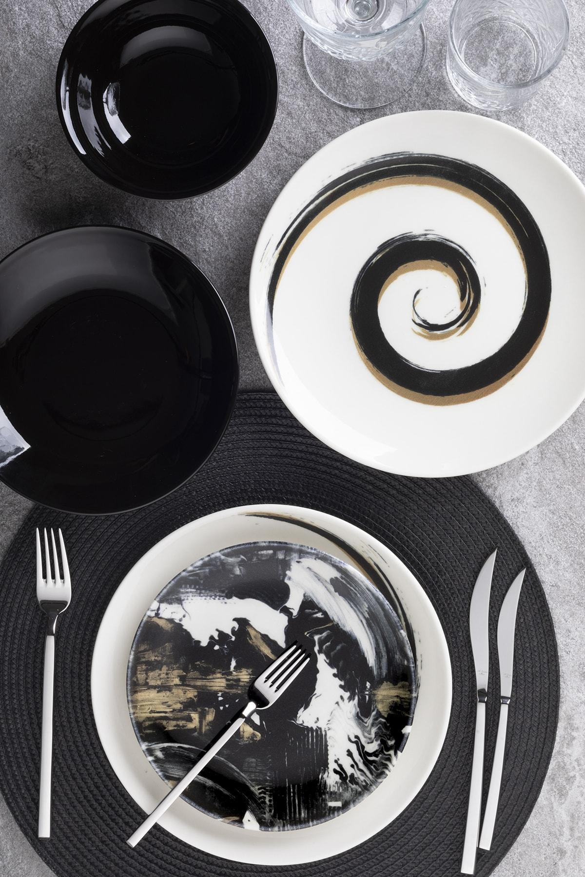 24 piece Dinner set dinnerware set dish set