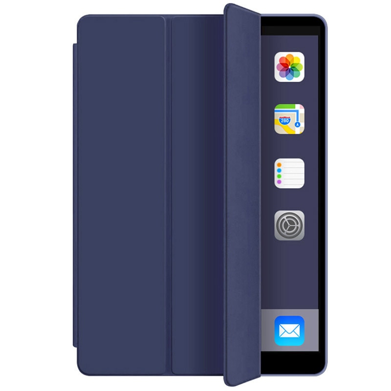 Чехол Smart Case для Apple iPad mini 2019 (5 го поколения) темно синий