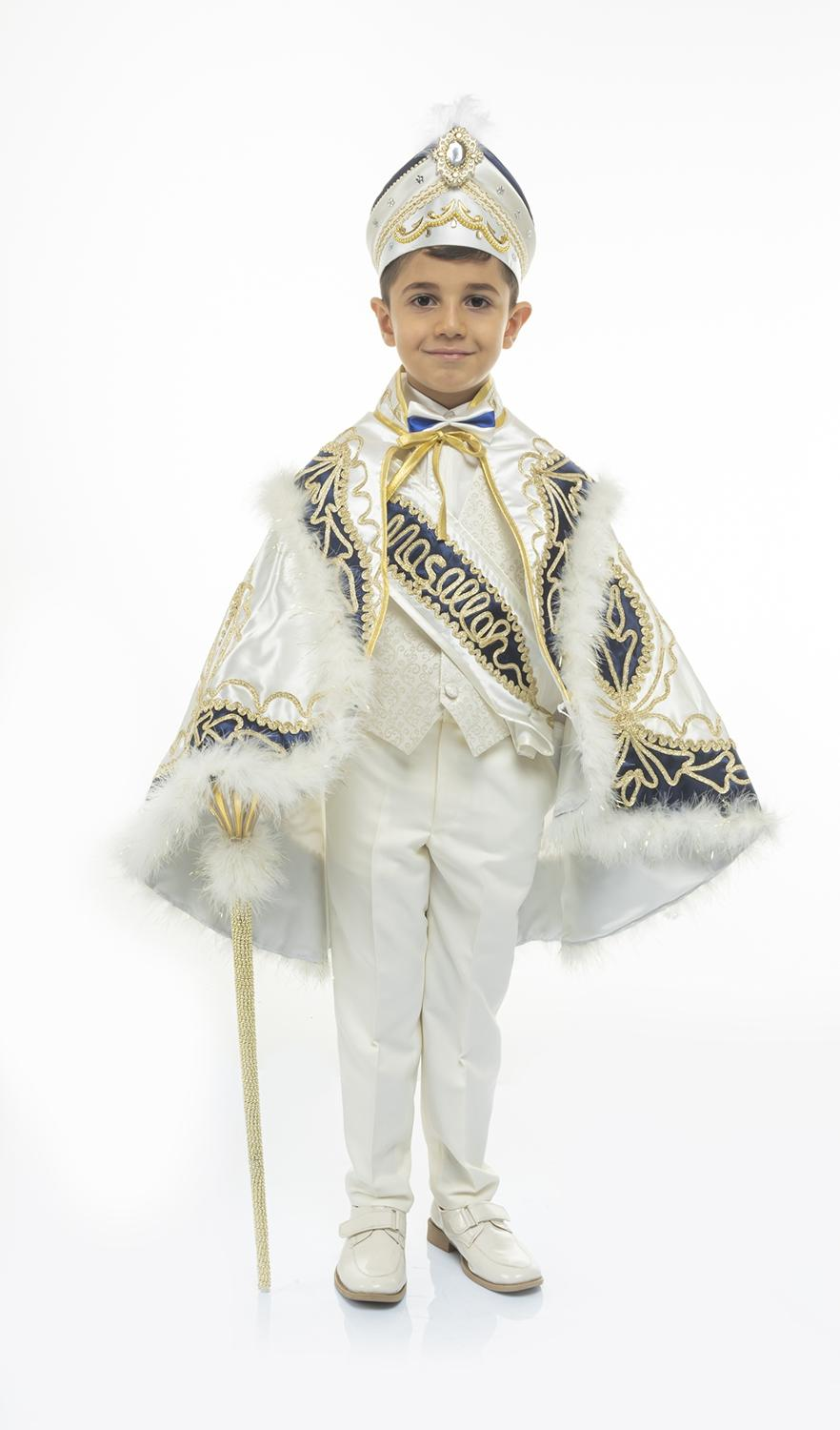 Sultan Cape Prince Sunnet Suit Kid Dress 1-14 Age Birthday Party Event Costume Child Muslim Islamic Turkish Tradition Special