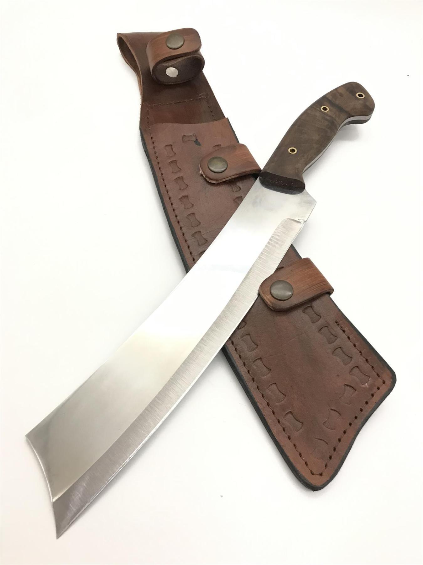 Waving Handmade Camping Knife BB73-2