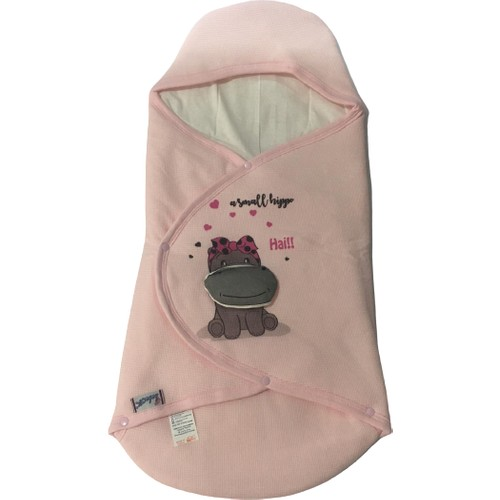 Cow Girl Ready Swaddle Pink 0-12 Months