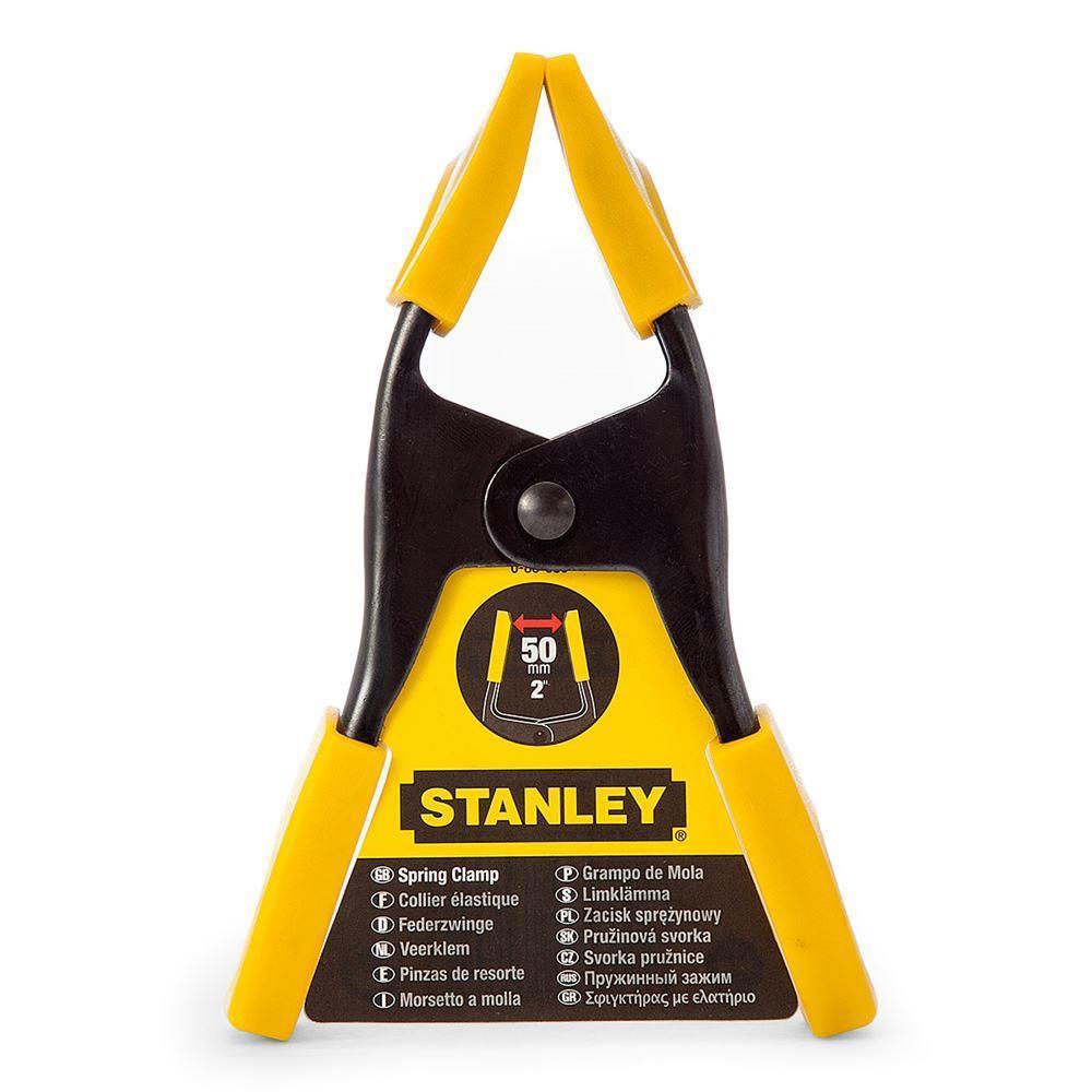 ستانلي ST983080 أوتاد معدنية ، 50 مللي متر