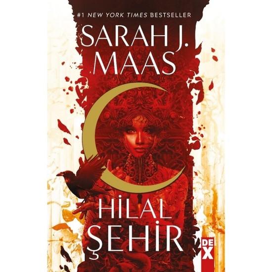 Crescent City Sarah J. Maas Turkish Books