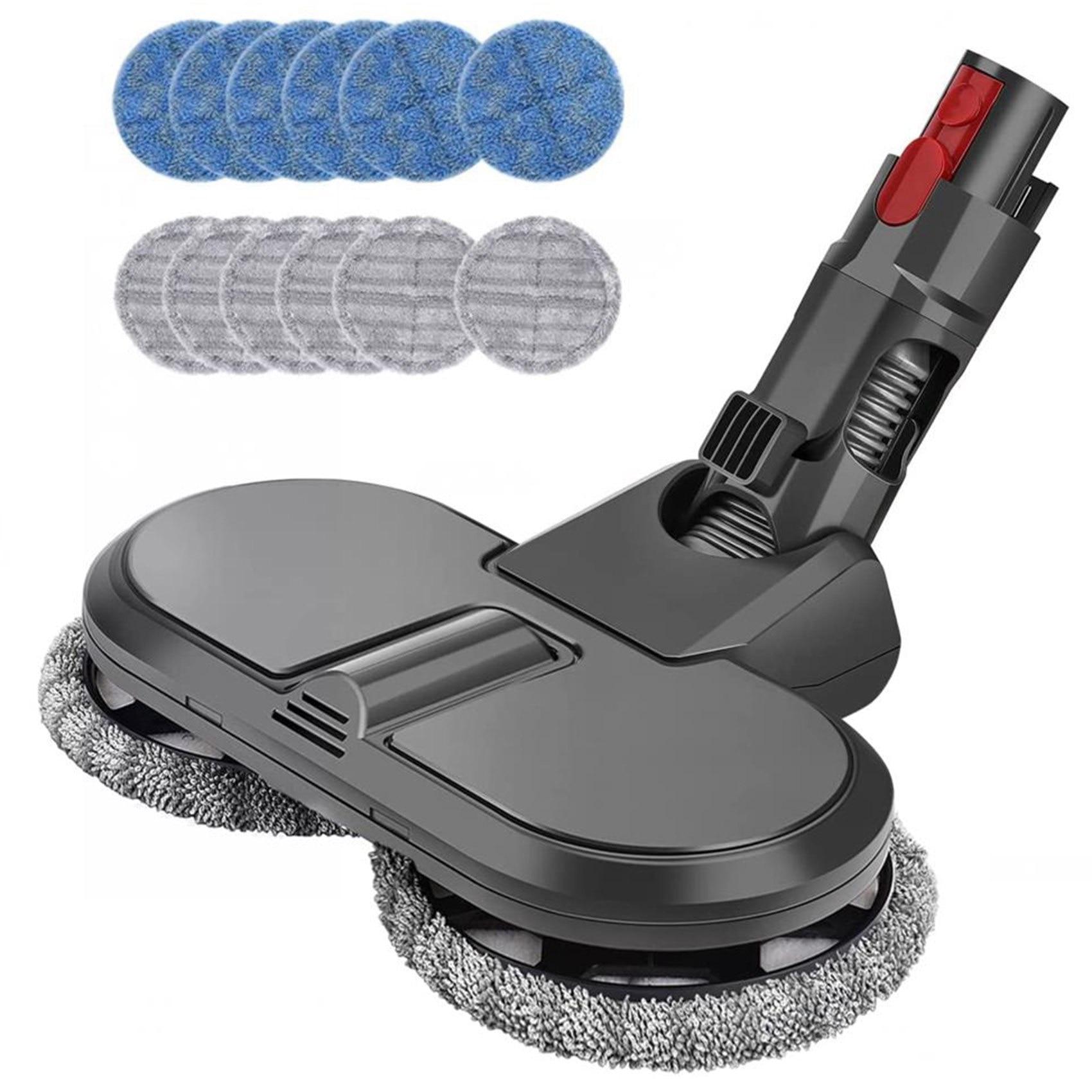 مرفق ممسحة كهربائيّة لدايسون مكنسة كهربائية V7 V8 V10 V11 V15 ، بدون حاوية المياه