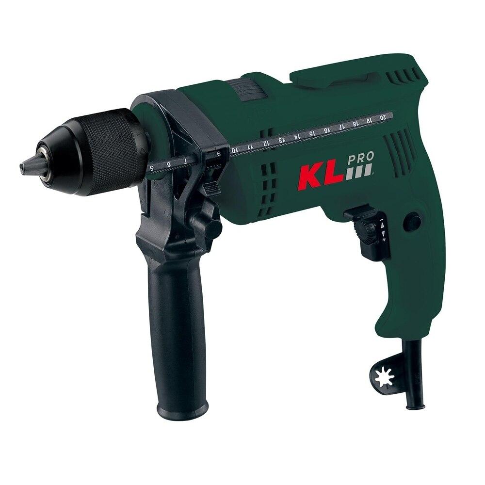 KLPRO KLDM1305 800Watt 13mm Professional Impact Drill