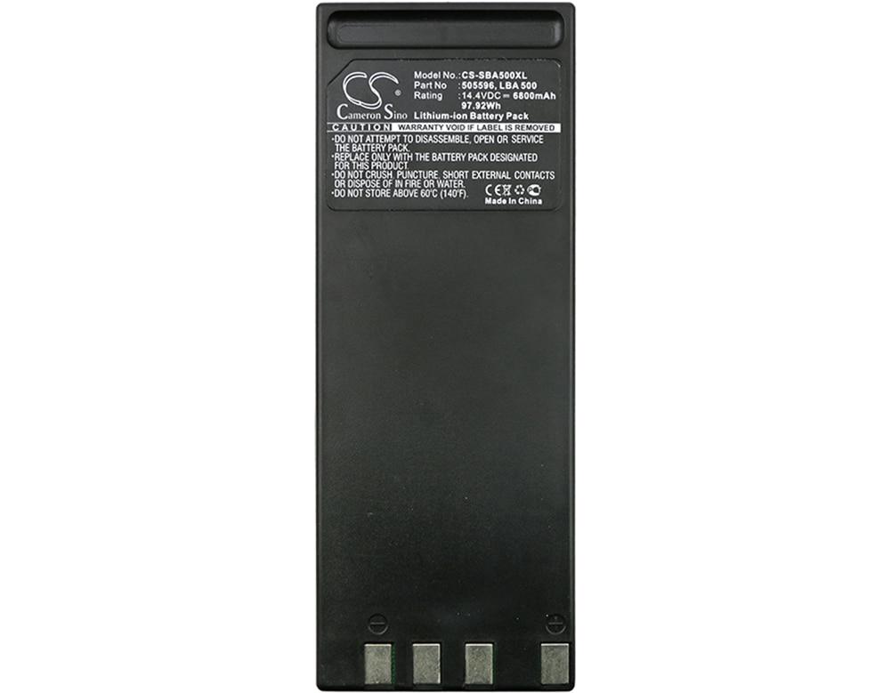 Аккумулятор Cameron Sino 500 мА для Sennheiser LSP 505596 Pro 500, LBA