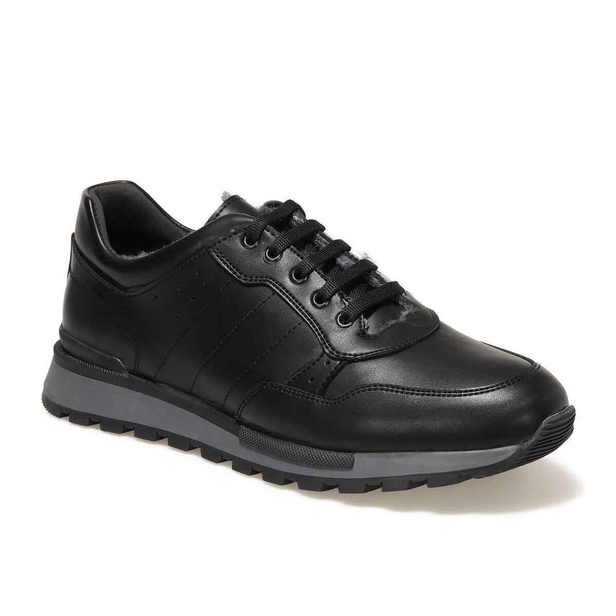 2501-X-TRKRK الأسود الرجال حذاء كاجوال