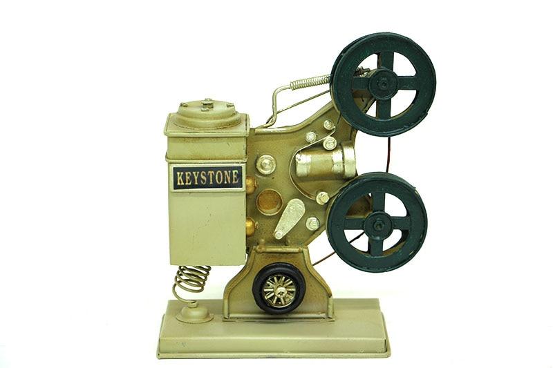 Decorative Metal Letterbox Retro - Trinket, Miniature, Gift, Nostalgic, Vintage, Handmade, Hand Painted, quality Durable