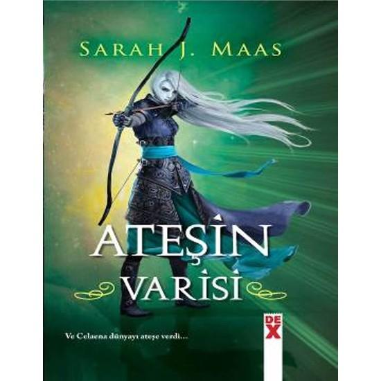 Glass Castle 3:Ateşin Heir Hc Sarah J. Maas Turkish Books