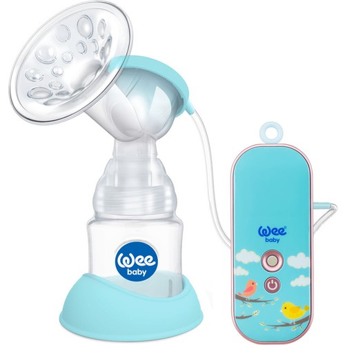 Patterned Rechargeable Breast Pump
