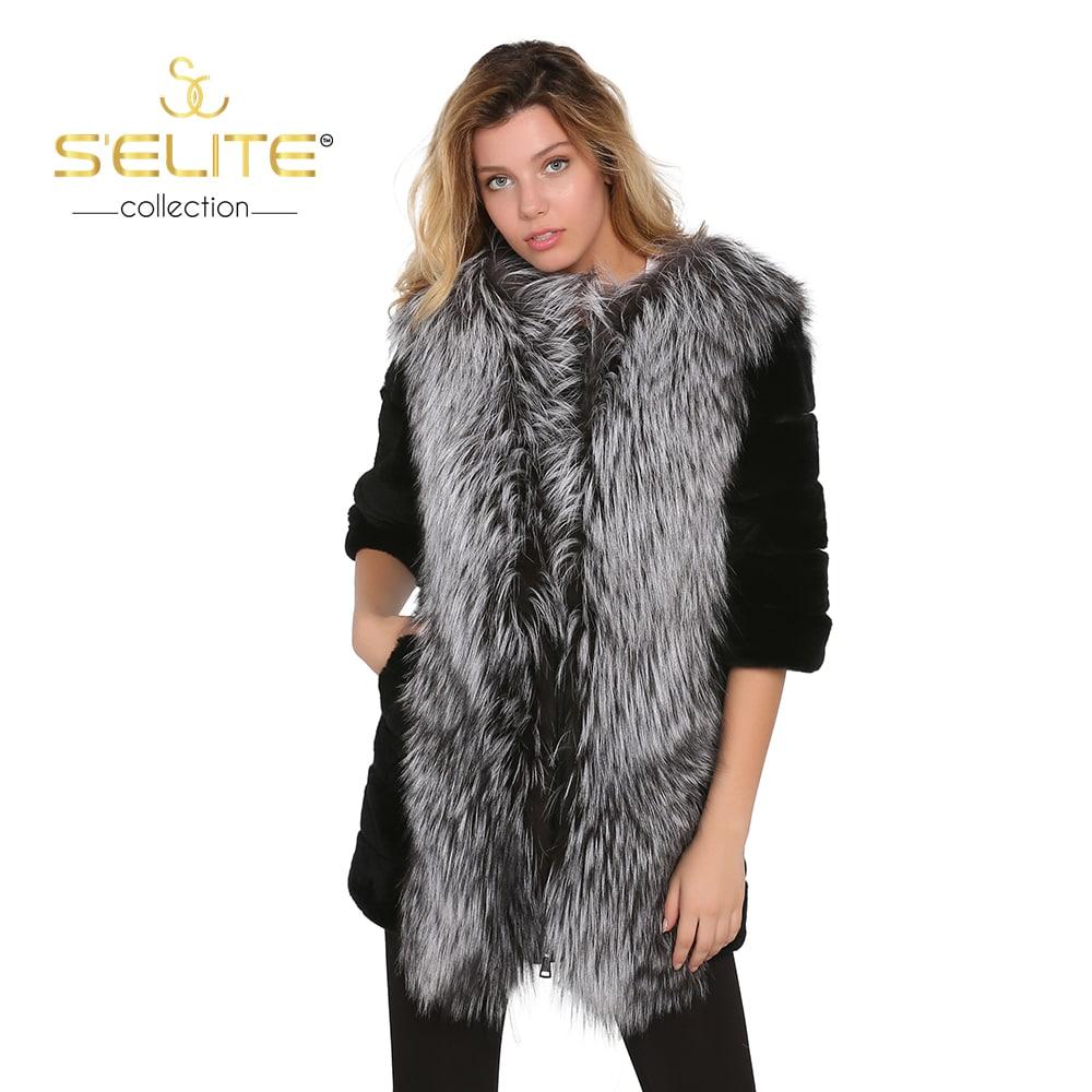 معطف الفرو الحقيقي ، معطف الفرو الحقيقي ، ملابس الفراء الحقيقي ، الفراء الحقيقي جيليه الفراء الحقيقي سترة ، الفراء الحقيقي Anorak ، حقيقي
