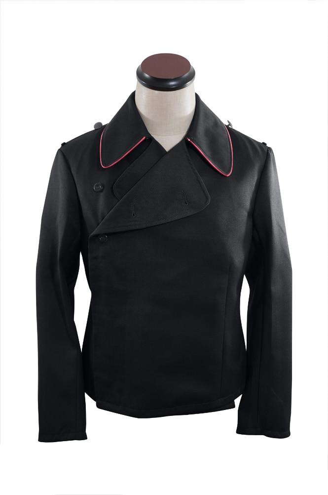 Женская немецкая Элитная куртка с розовым воротником времен Второй мировой войны