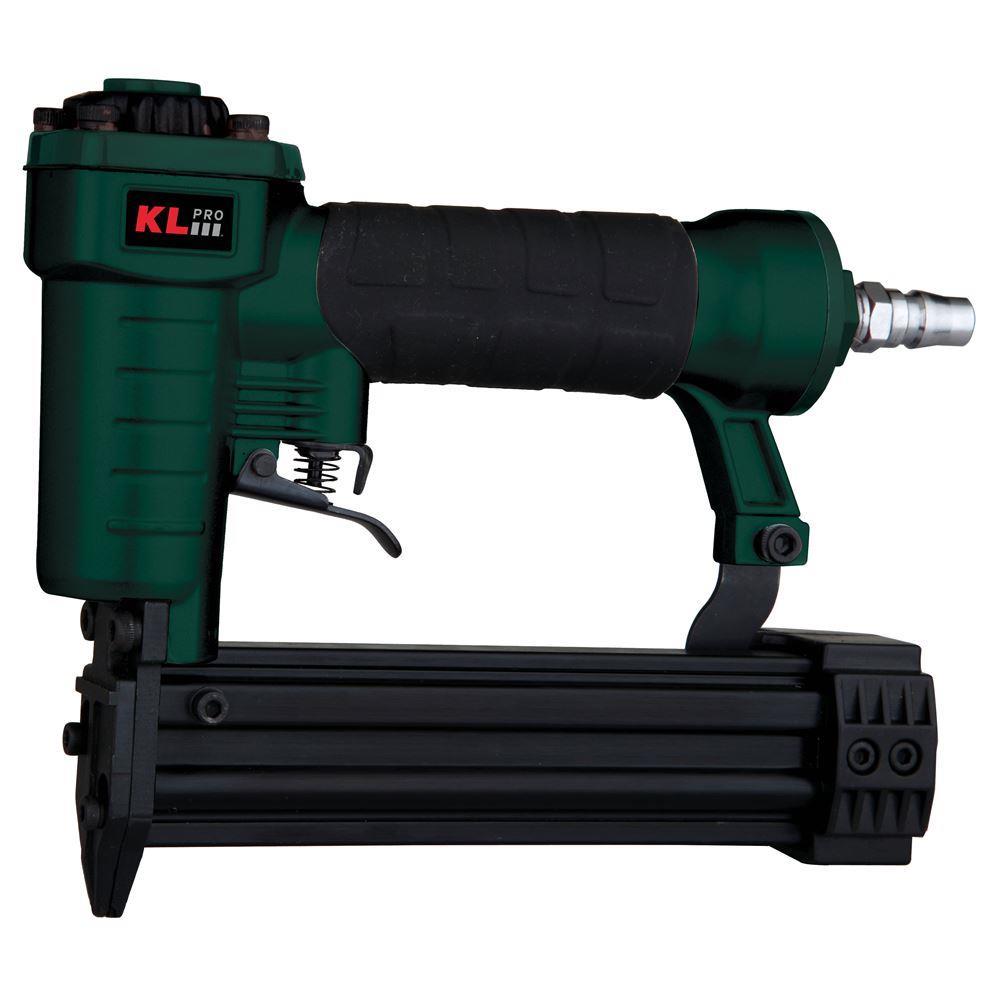 Klpro klct622p 12-22mm professional air nail gun headless nail two pcs allen key and replacement oil allen key set
