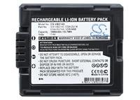 cameron sino 1440ma battery for panasonic cga du14cga du14avdr m95vw vbd140