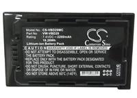cameron sino 2200ma battery for panasonic hc mdh2gkhc mdh2gk khc mdh2mhdc mdh2gk vw vbd29