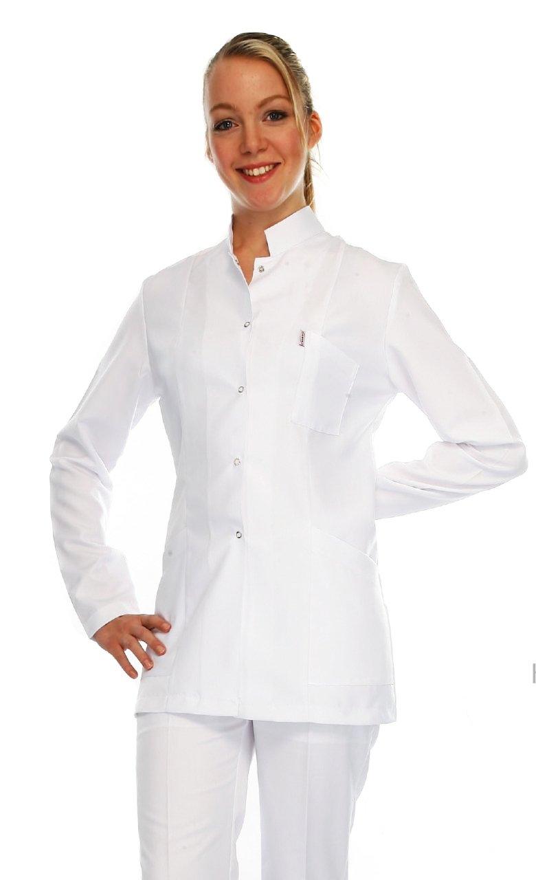 Apron White Doctor Restraint Collar Jacket Size Hbc-02 ковер hbc bulckaert детский