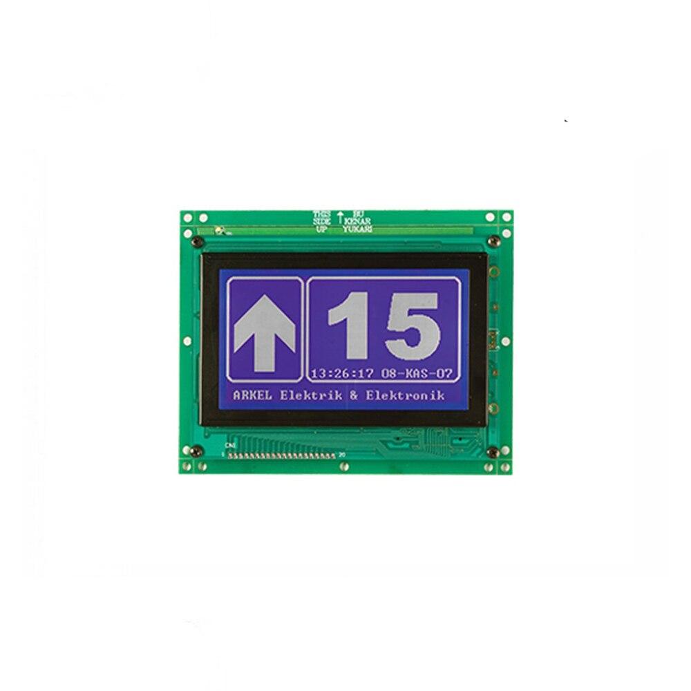 ARKEL -  Arkel Çağrı Modülü Lcd240x128a S