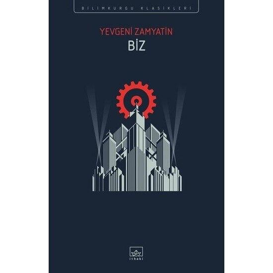 Турецкие книги We Yevgeny Zamyatin