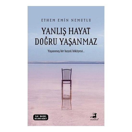 False Life Right Uninhabitable Ethem Sure Nemutlu Turkish Books Love Roman Stories