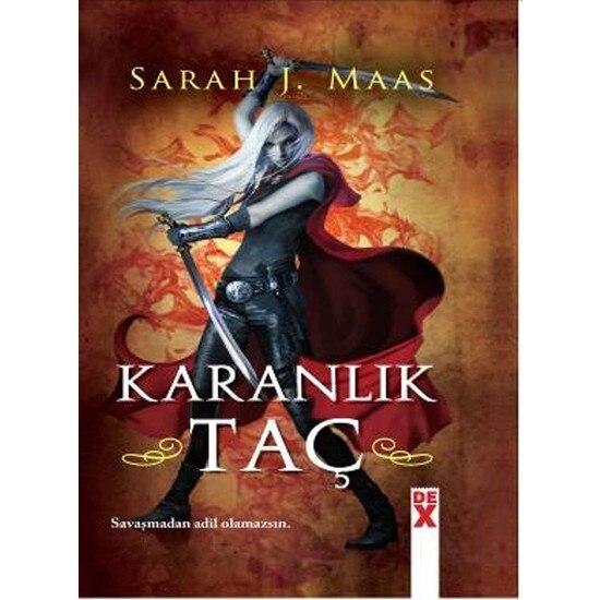 Glass Castle 2: Dark Crown Hc Sarah J. Maas Turkish Books