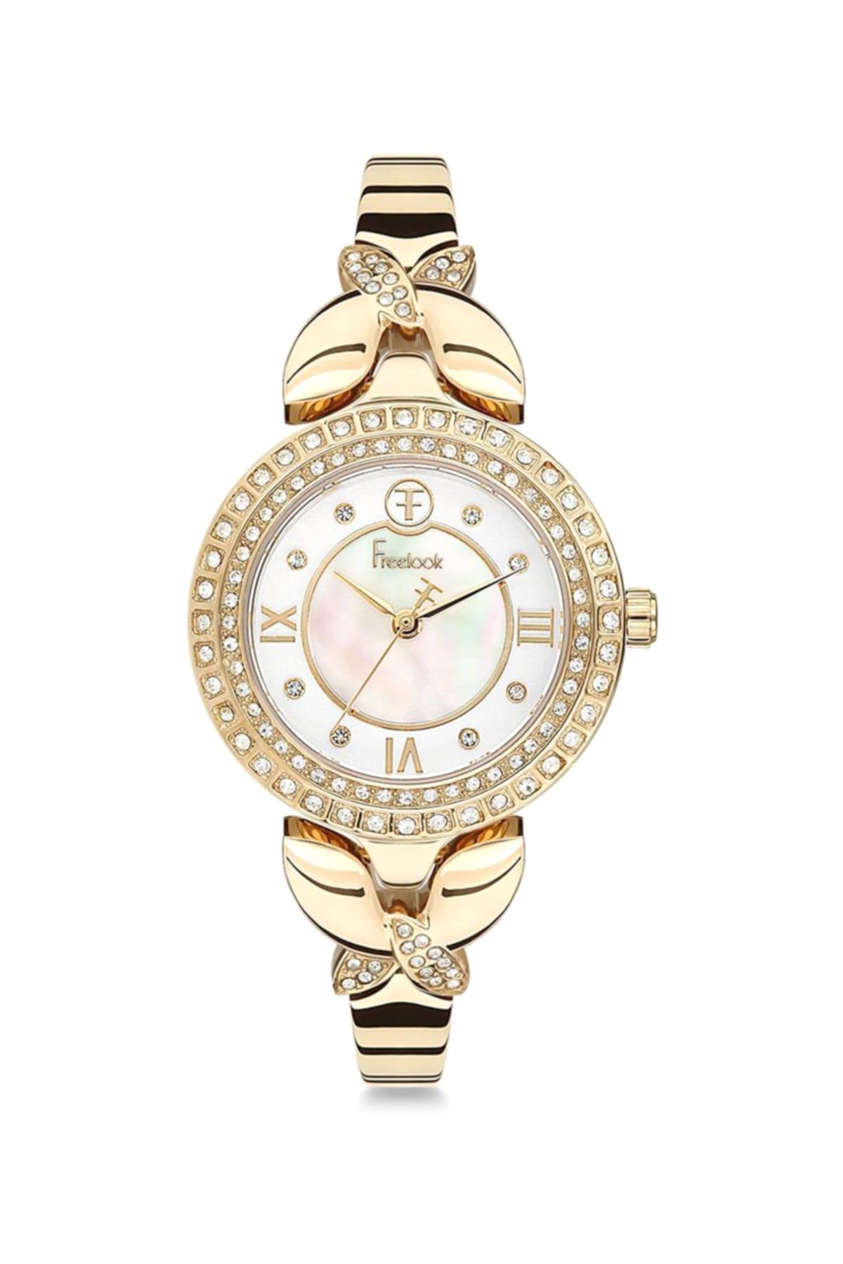 Women Wrist watch Butterfly Design Wristwatch Clock