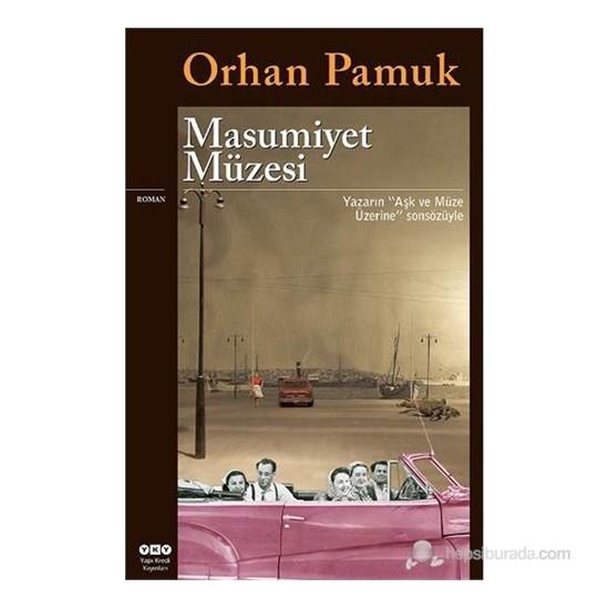 Турецкие книги Orhan из хлопка «Музей невинности»