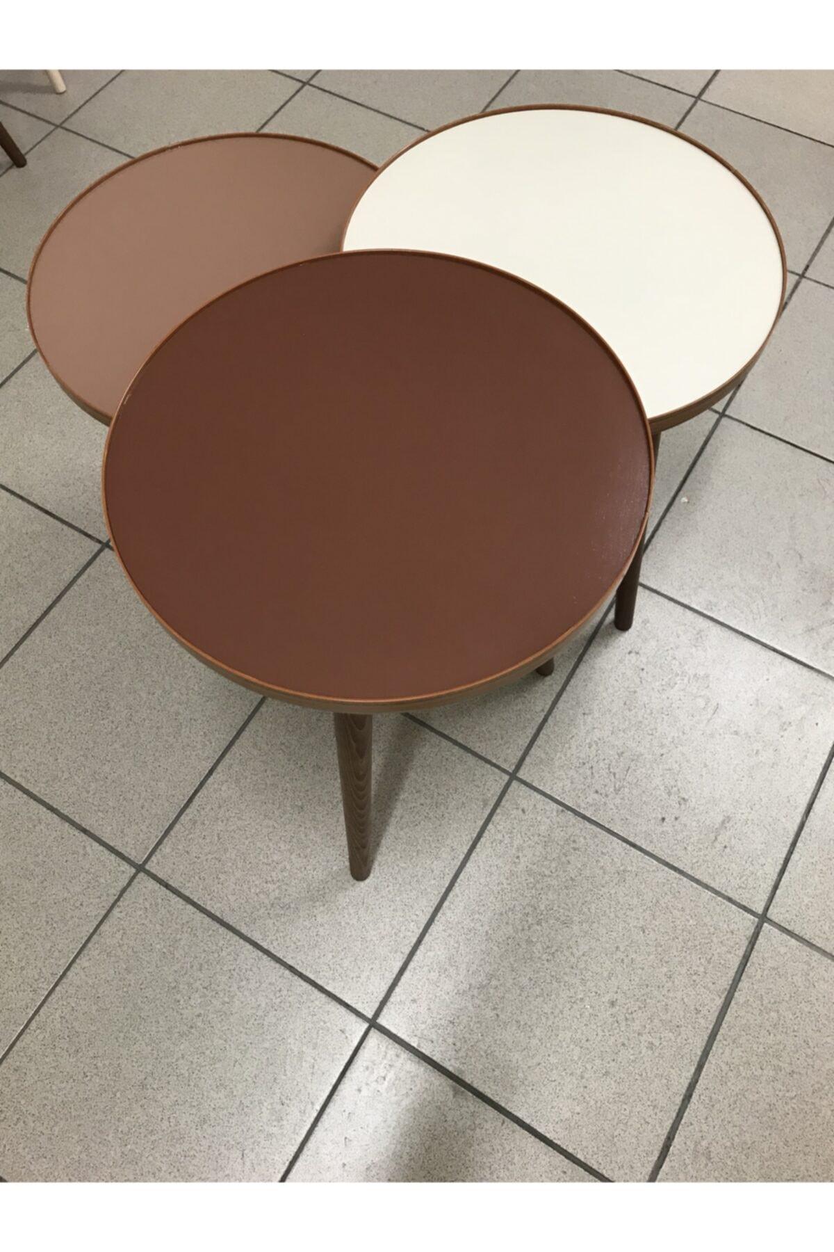 3'lü Zigon кофейный столик, журнальные столики, мебель الج, низкий стол
