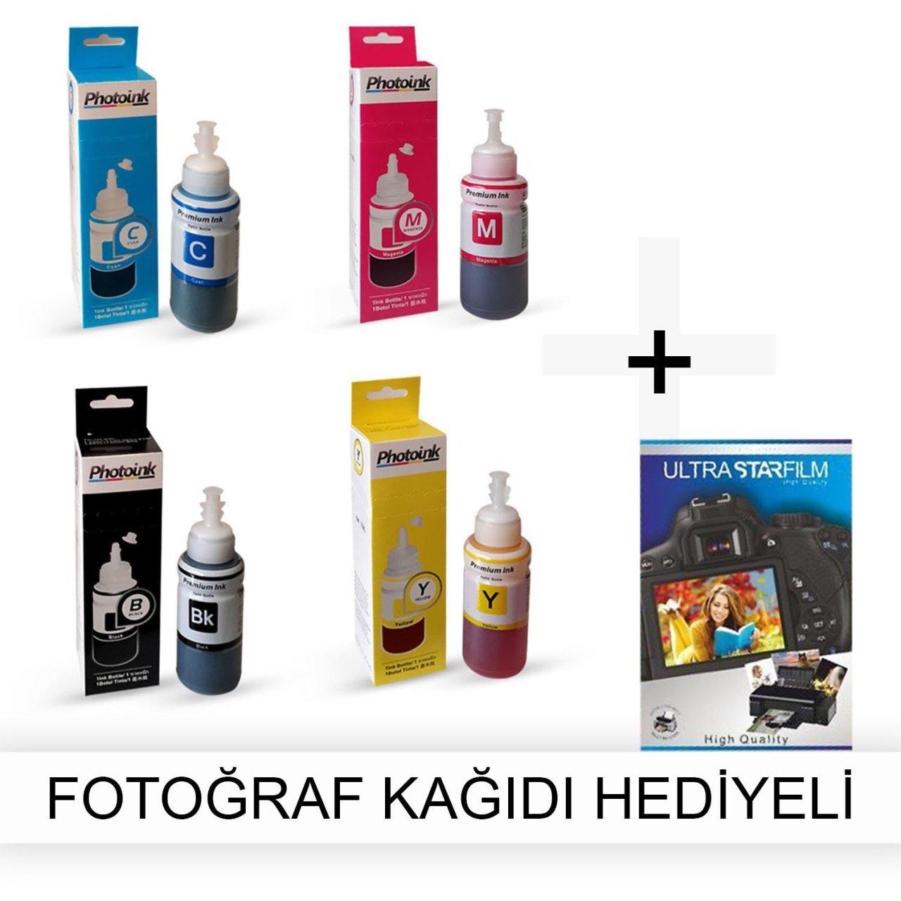 Epson EcoTank L320 1 traje de tinta fotográfica-papel fotográfico para regalo
