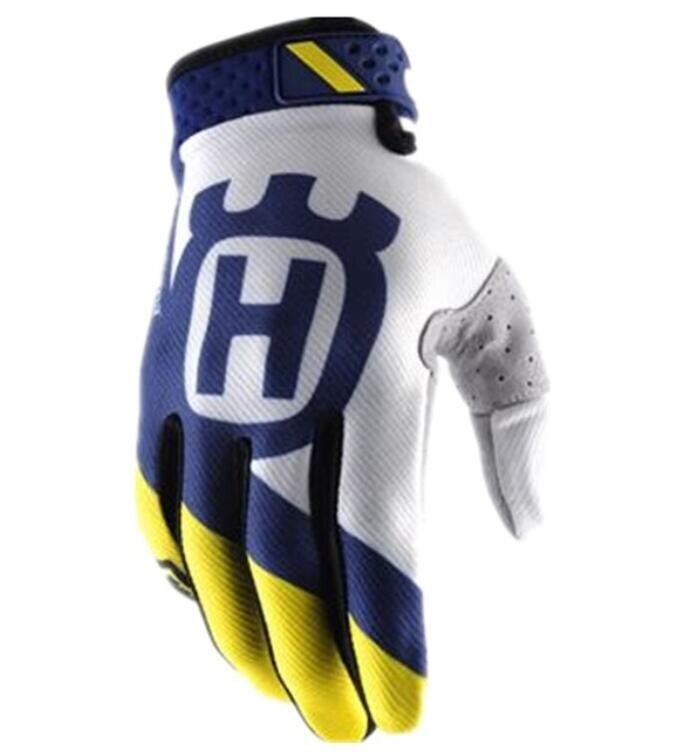 Motocross Enduro Trial guantes de carreras de estilo Husqvarna