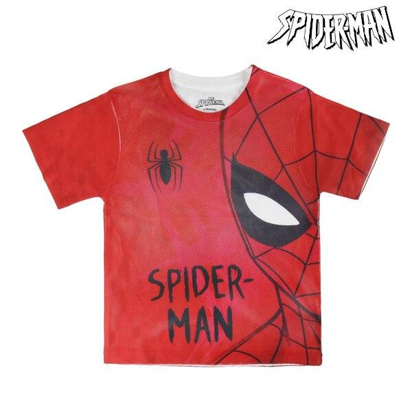 Camiseta de Manga Corta Infantil Spiderman 72630