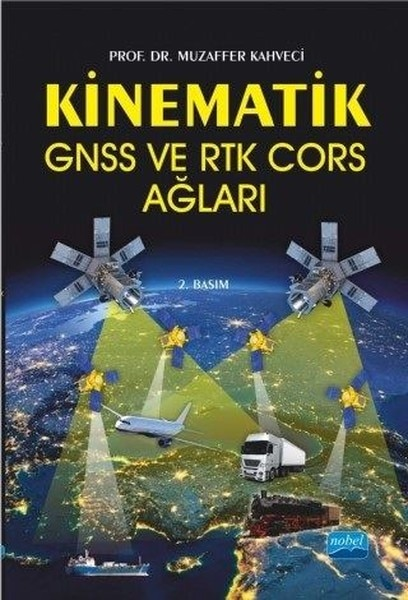 Cinemático de GNSS y RTK CORS redes triunfante café cocina Zerpa turismo Yayıncılık