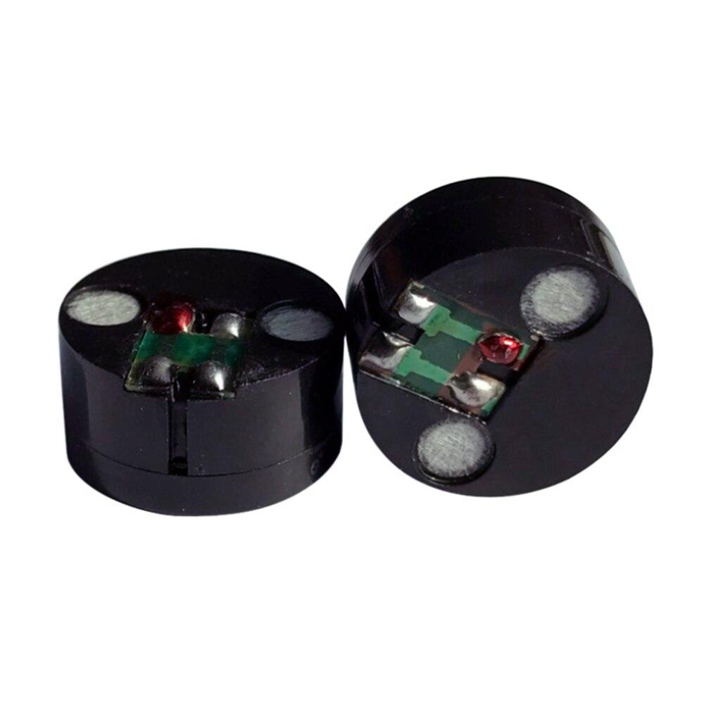 Fone de Ouvido Taidacent Dinâmico Microfone Cápsula Registro Electret Condensador Captadores Cabeça 20 Pçs 19mm