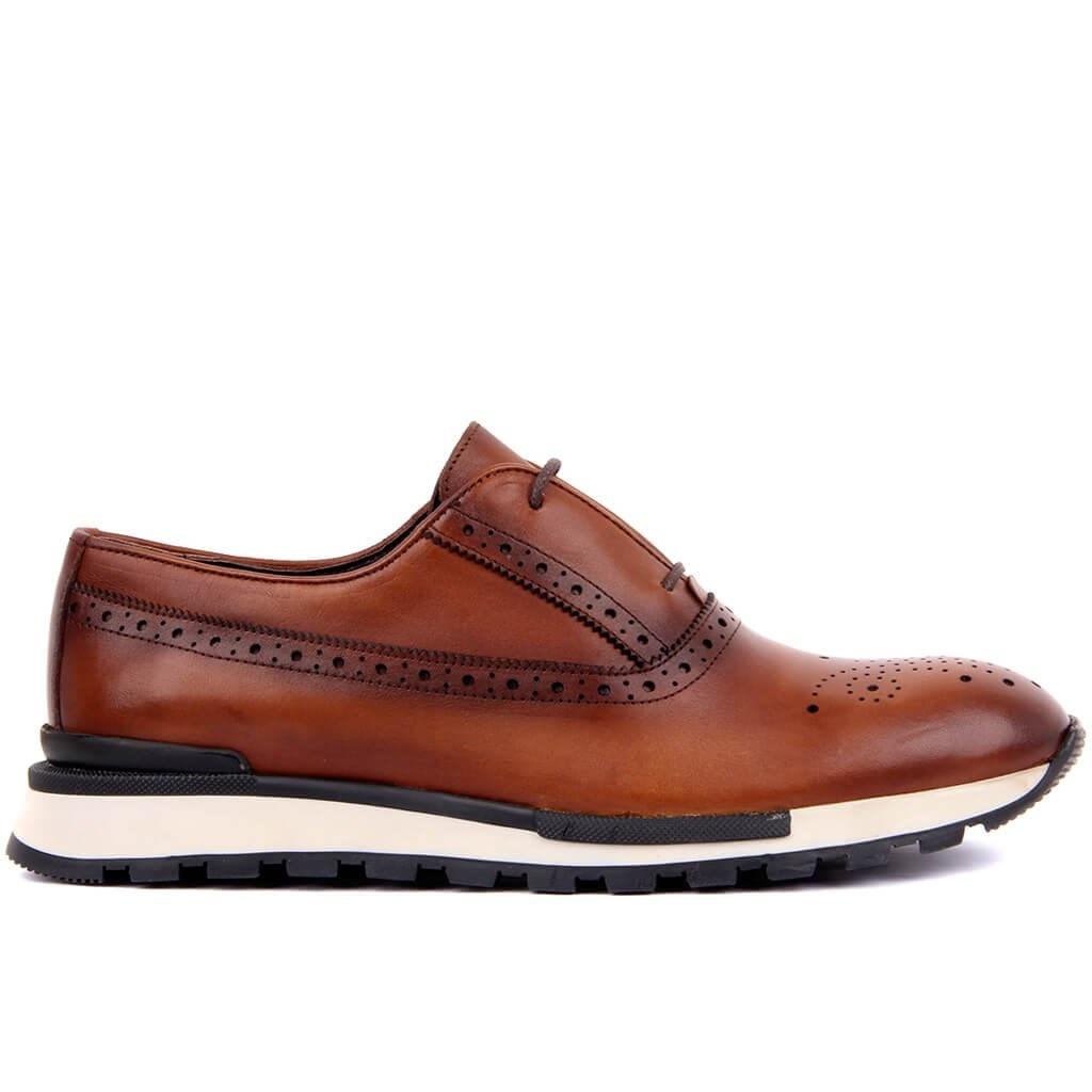 Sail Lakers-أحذية رجالية غير رسمية برباط من الجلد المدبوغ ، أحذية رسمية ، أحذية رسمية ، أحذية عمل ، زفاف ، جلد مدبوغ ، نعل مسطح ، 2020
