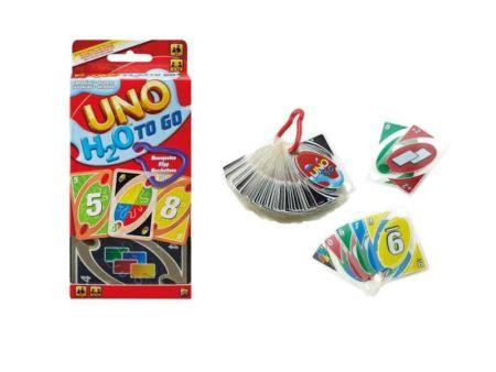 Jogo um h2o para ir cartas deck brinquedos artigos criado manual