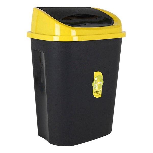 Cubo de Basura para Reciclaje Lixo (43 x 30 x 58 cm)