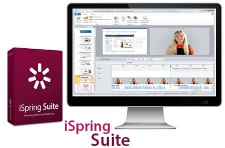 iSpring Suite 10.0.4 Build 12011 Full Version ✔️Multilingual ✔️Pre-Activated ✔️FOR WINDOWS