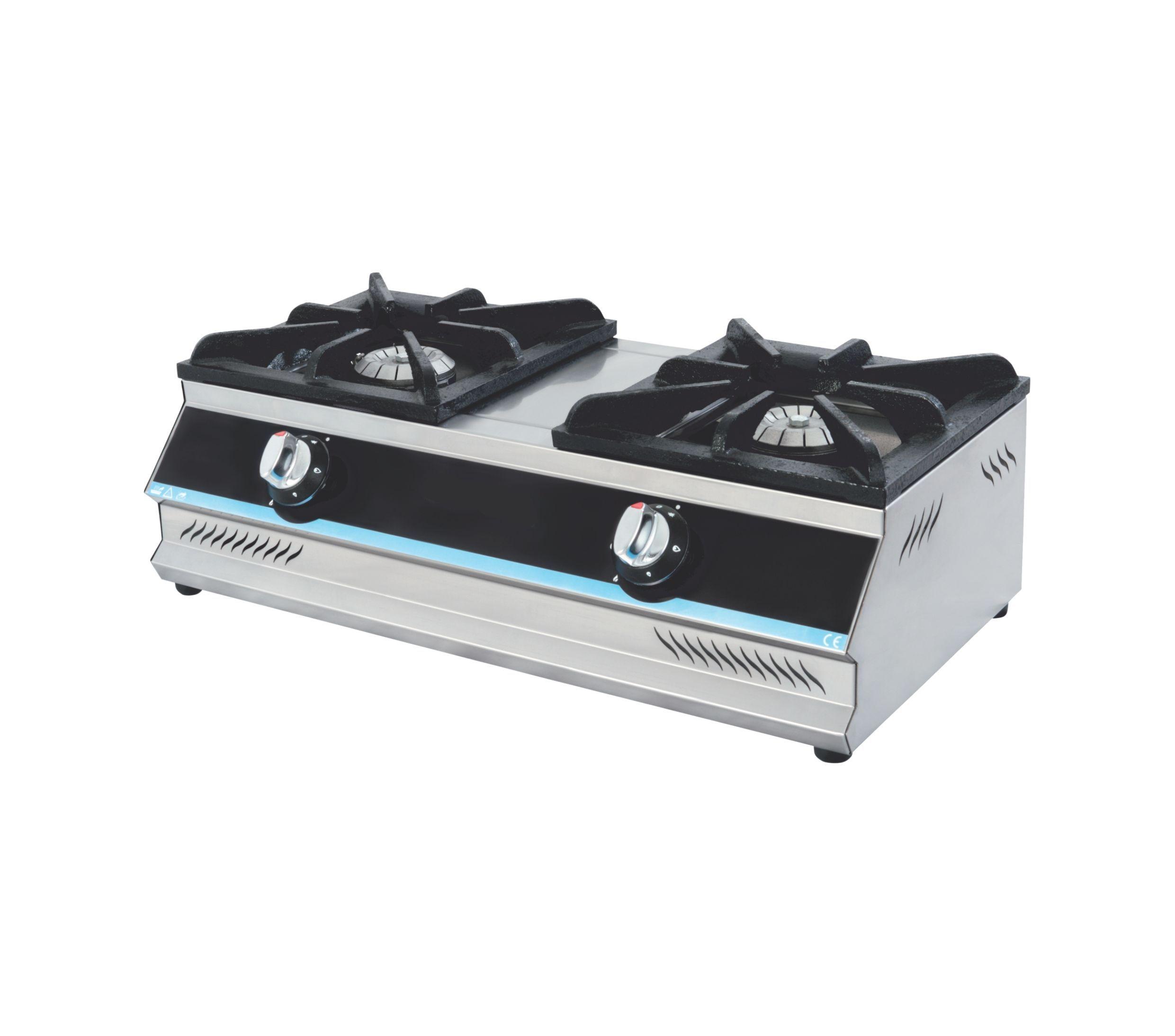 KUTLU 2 Cooktop Cooker (Gas)