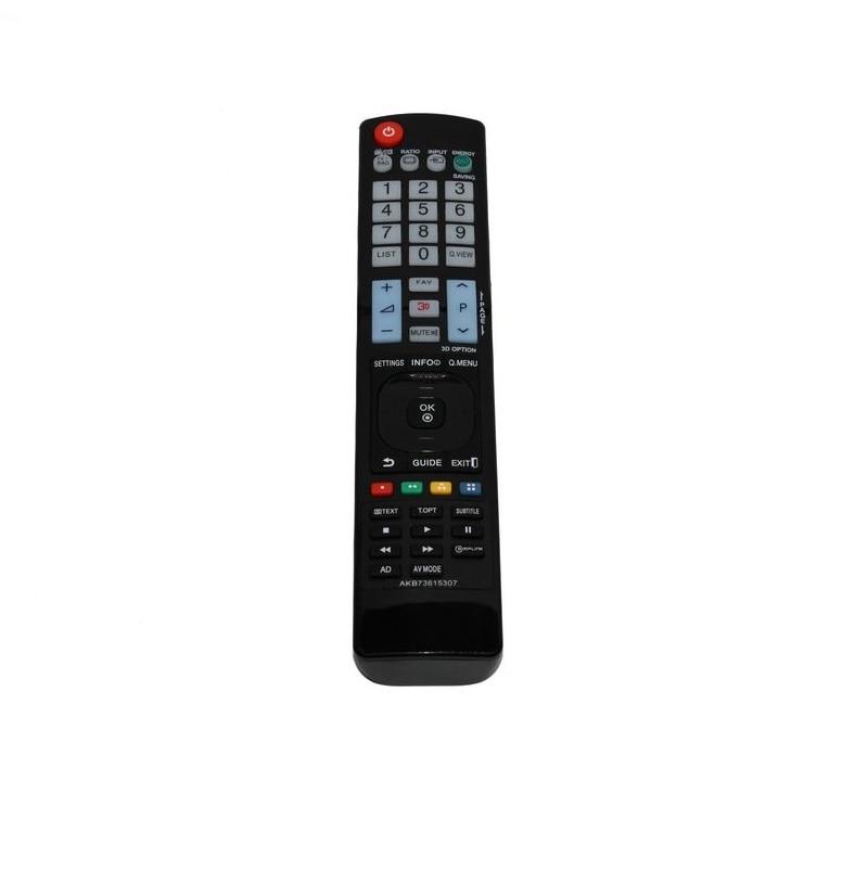 Control remoto para LG AKB73615307 TV LED 32LM3400... 32LM340S... 32LM340T... 32LM580S... 32LM580T... 32LM580T... 32LM611T... 37LM3400