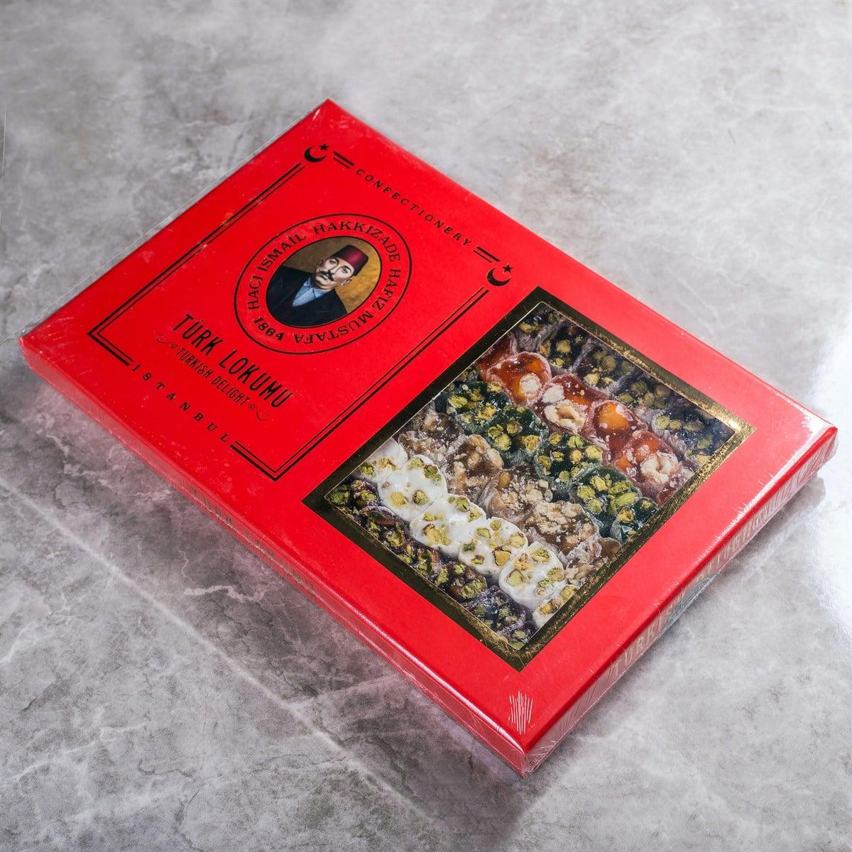 Hafiz Mustafa - Assorted Turkish Delight 250 g hafiz gertrude lowthian bell the selected poems of hafiz