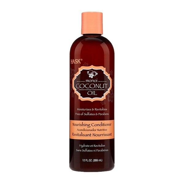 Nourishing Conditioner Monoi Coconut Oil HASK (355 ml)