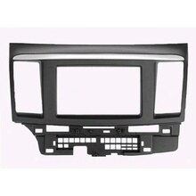 Adaptateur de cadre pour Mitsubishi rms-n07 unité de tête de radio décorative de voiture panneau détachable fixation intérieure montage automatique