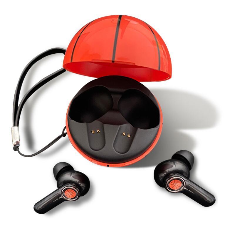 League Football Basketball Baseball TWS True Wireless Bluetooth5.0 In-ear Headset Circular Mini Game Headphone Sport Earphones enlarge