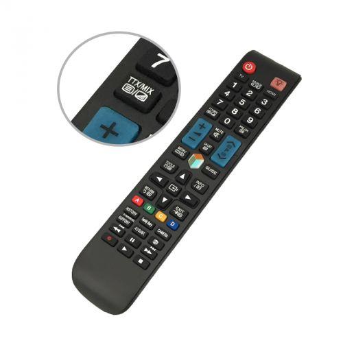 Telecomando universale com tto televisor para samsung smart tv, lcd, led 3d