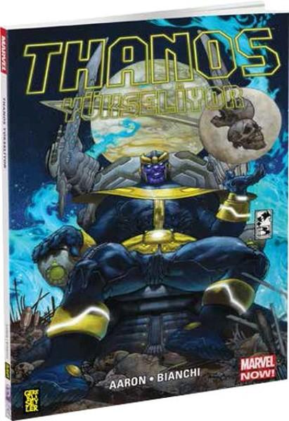 Thanos yükseliyor jason aaron, simone bianchi coisas necessárias