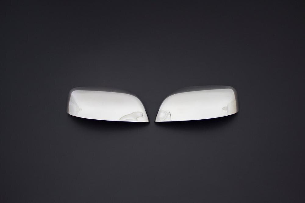 Para Toyota Land Cruiser 200, accesorios 2012 + Land Cruiser, accesorios cromo espejo, cromo acero inoxidable