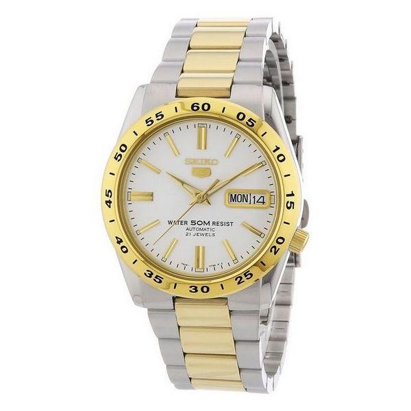 Relógio masculino seiko snke04k1 (36mm)