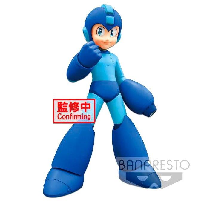 Figure Grandista Mega Man Exclusive Lines Mega Man 23cm