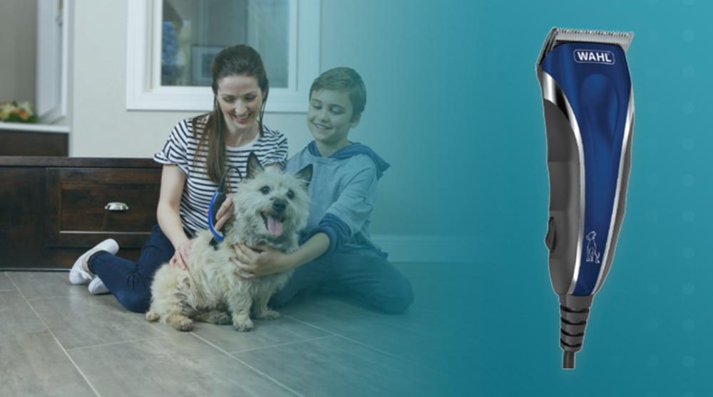 Wahl Pro Grip Pet Grooming Kit, Pet Hair Clipper, Animal Hair Cut, Dog Hair Clipper, Animal Hair Cutting Machine, Shaver enlarge